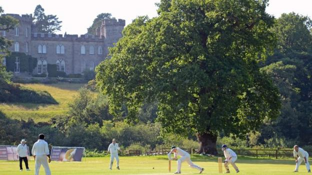 Cholmondeley Cricket Club