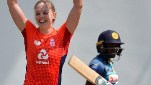 England thrash Sri Lanka in first T20 after hosts dismissed for 94 thumbnail