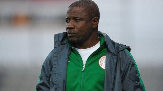 Nigeria federation put Yusuf in charge of Enugu - BBC News