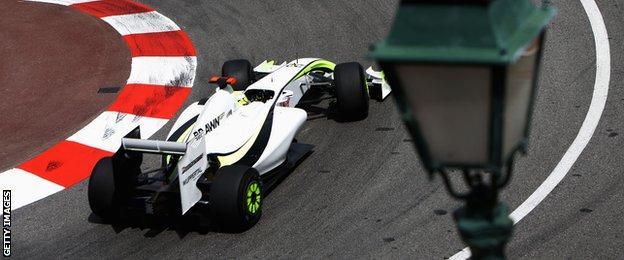 Jenson Button, Honda 2008