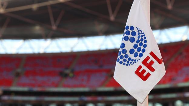 English Football League: Meeting of clubs pushed back to 9 June - bbc