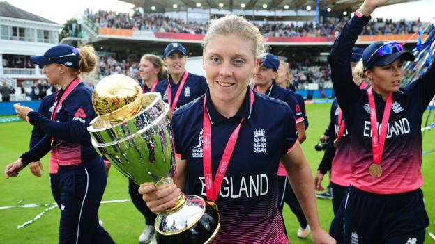 Women's World Cup 2021: England to begin title defence against Aussies thumbnail