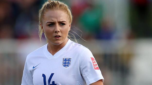Women's World Cup players not on a jolly - Alex Greenwood - BBC Sport