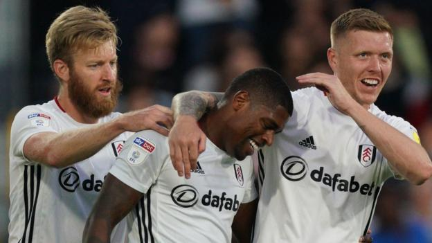 Fulham 4-0 Millwall: On-loan Ivan Cavaleiro scores twice as Cottagers thrash Lions thumbnail