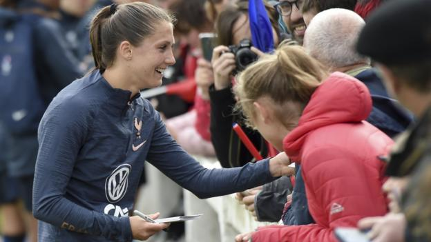 Women's World Cup 2019: Could this be a landmark moment for French sport and culture? thumbnail