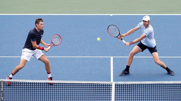 Neal Skupski and Jamie Murray