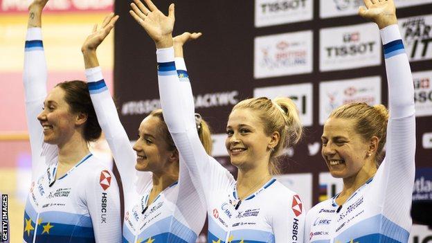 La Grande-Bretagne remporte l'or aux championnats du monde 2019