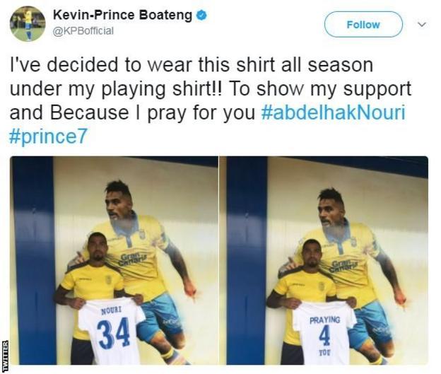 Kevin Prince-Boateng