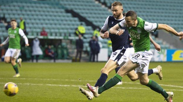 Jamie Murphy goal