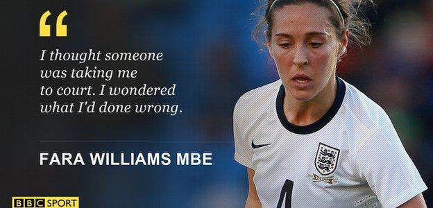Fara Williams