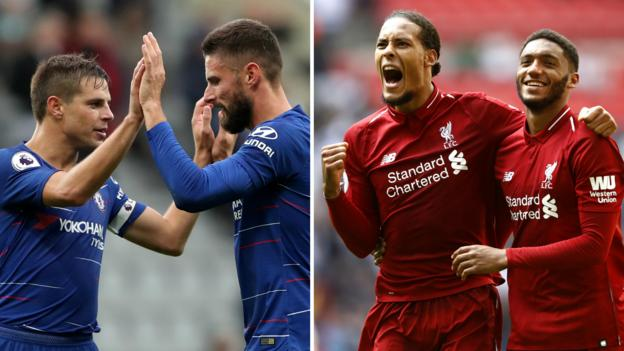 Premier League Results: Liverpool and Chelsea win again, Man City third