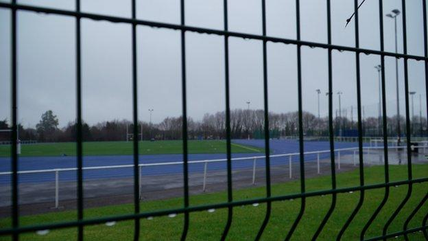 Many athletes were excluded from accessing training facilities when the latest lockdown began.