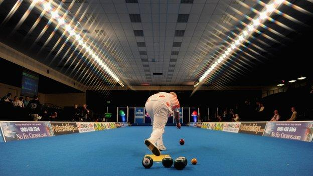 World Indoor Bowls Championships