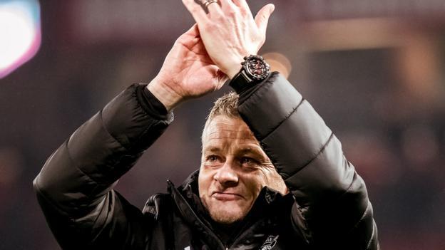 Man City 1-2 Man Utd: Derby win evidence of Ole Gunnar Solskjaer's 'cultural reboot' thumbnail