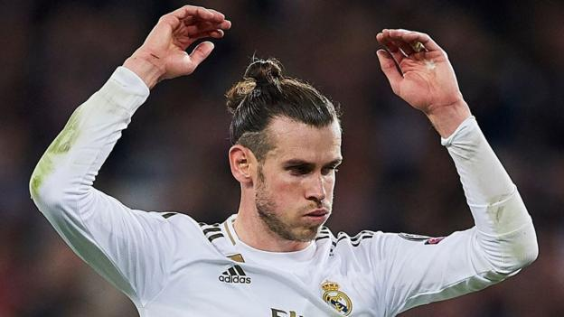 Gareth Bale 'not ecstatic' at Real Madrid, agent tells Euro Leagues Football Show thumbnail