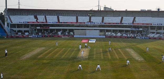 Rawalpindi stadium