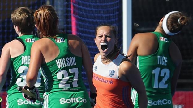 Women's Field Hockey World Cup: Netherlands win final 6-0 to end Irish odyssey