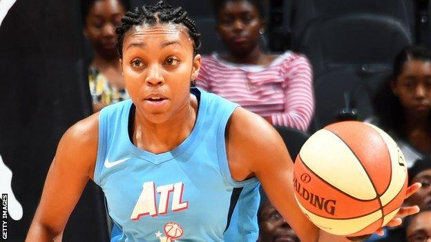 WNBA'S RENEE MONTGOMERY SITTING OUT 2020 SEASON… Fighting For Social Justice