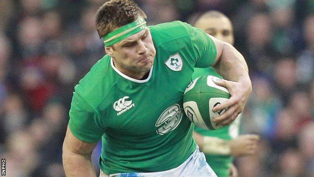 Ireland flanker CJ Stander captained the South African Under-20 team to a third-placed finish in the 2010 Junior World Championship