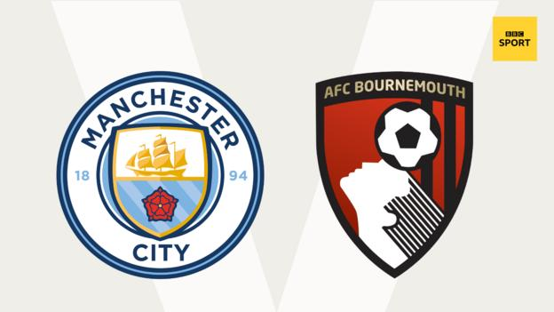Man City v Bournemouth