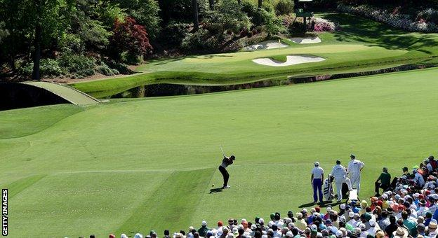 The 12th at Augusta