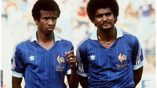 France 1982 World Cup kit