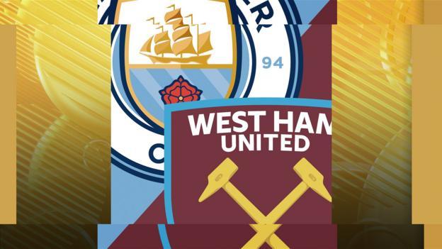 Man City v West Ham