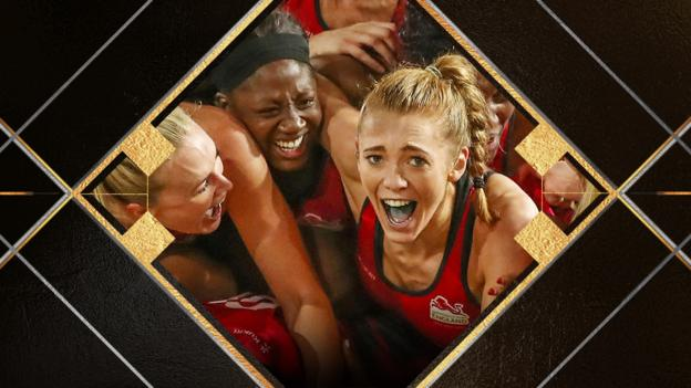 Sports Personality of the Year: England netball win Team & Greatest Sporting Moment awards thumbnail
