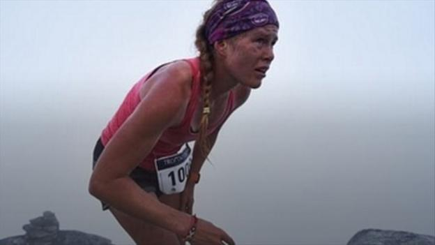 Hillary Allen: How American skyrunner returned to the race that almost killed her