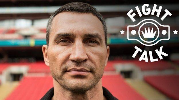 Fight Talk: Is Wladimir Klitschko making a comeback? thumbnail