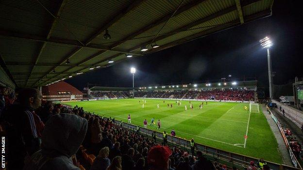 The Skonto Stadium
