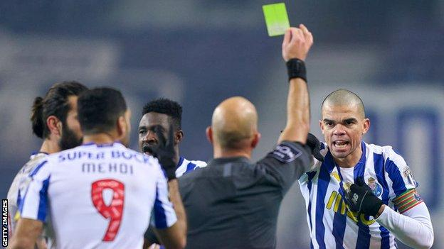 Porto v Chelsea: Pepe - is Portuguese defender's reputation an unfair one? thumbnail
