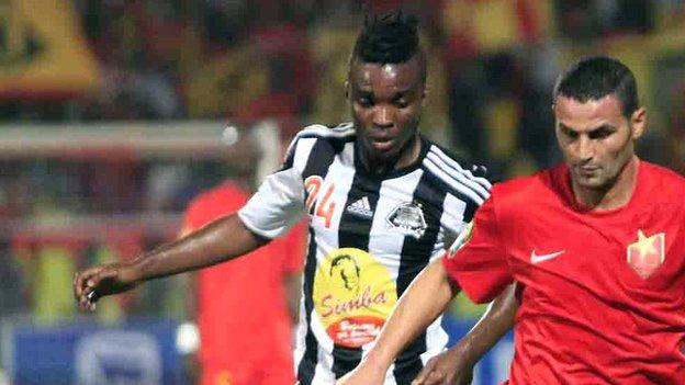 Ghanaian Yaw Frimpong signs with Didier Drogba's USL team Phoenix Rising