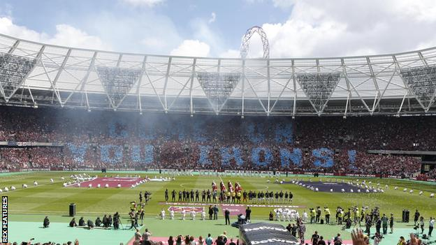 Bilderesultat for london stadium