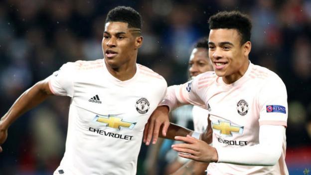 Manchester United: Marcus Rashford on helping academy reach landmark