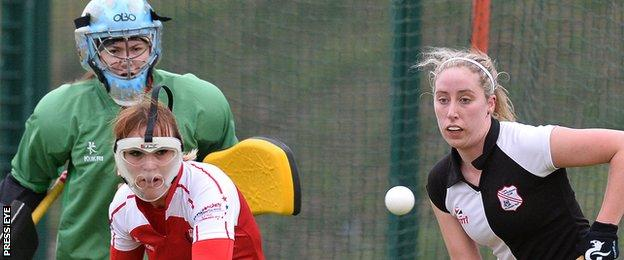 Pegasus fell to a 2-1 home defeat by Cork Harlequins