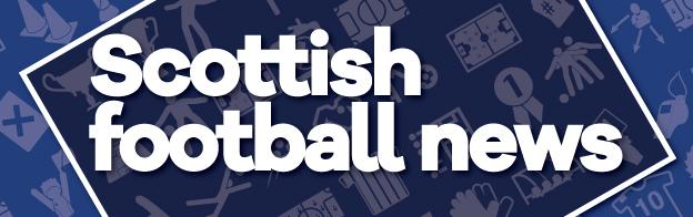 Graphic for Scottish football news