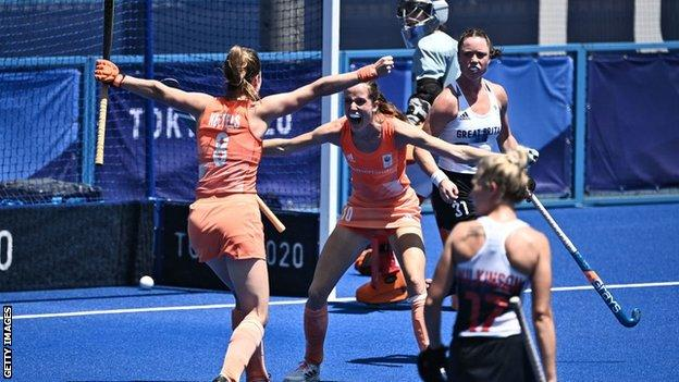Tokyo Olympics: GB lose to the Netherlands in women's hockey semi-finals thumbnail