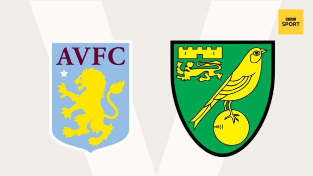 Aston Villa v Norwich City