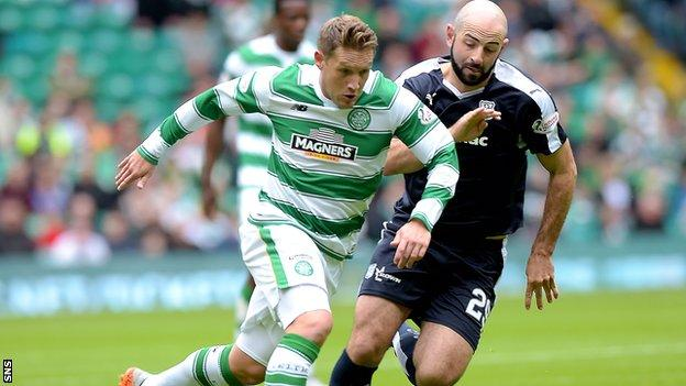 Celtic and Dundee are exploring the possibility of playing a Premiership match in the USA