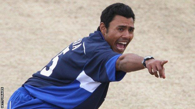Kaneria spent six seasons at Essex and has apologised to the club and former team-mates