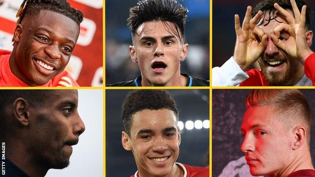 Young players to watch at Euro 2020