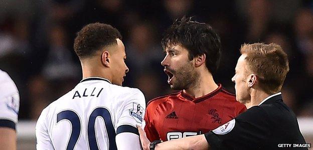 Tottenham continue Premier League chase