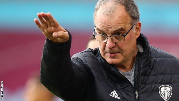 Marcelo Bielsa: el CEO del Leeds United, Kinnear, dice que hay un acuerdo para mantener a Argentina como entrenador