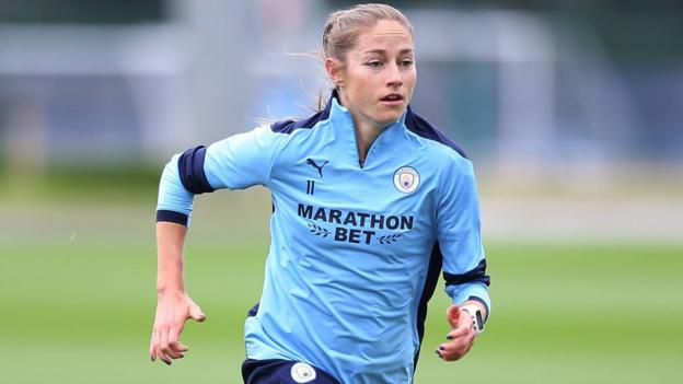 Janine Beckie: Man City star on quarantine & 'humbling' experience thumbnail