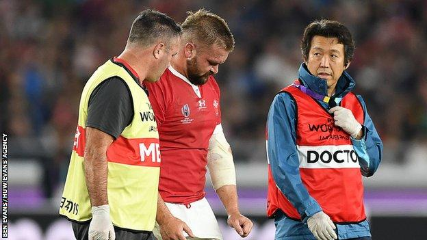 An injury suffered in the 2019 World Cup denied Tomas Francis the chance to win more Wales caps in the 2020 Six Nations