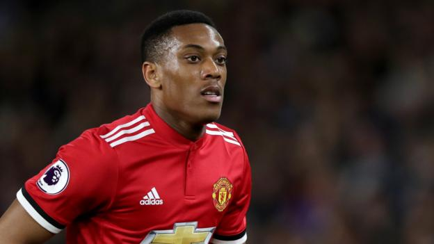 102012453 martial empics - Anthony Martial needs to head away Manchester United says agent