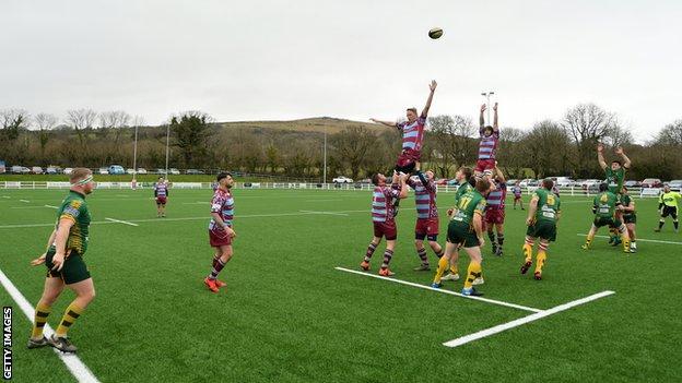 Ivybridge rugby club