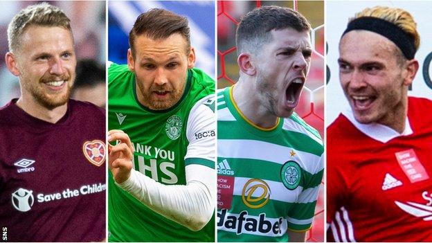 Hearts face Hibs and Celtic play Aberdeen in this weekend's Scottish Cup semi-finals