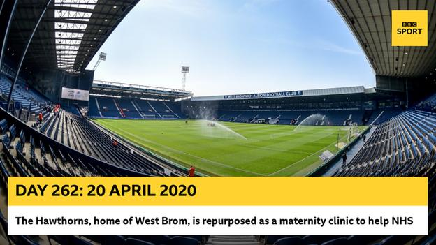 West Brom maternity graphic